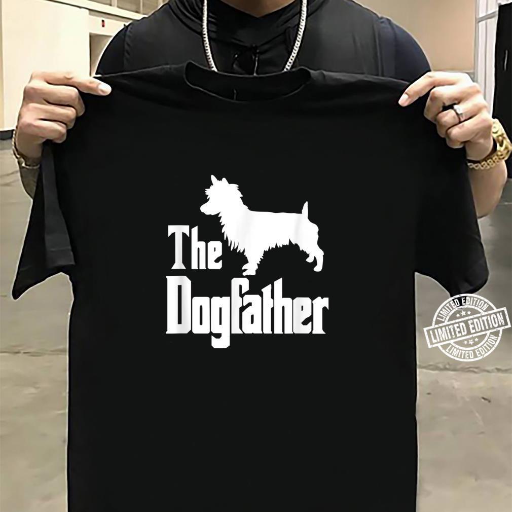 The Dogfather Dog Australian Terrier Shirt sweater