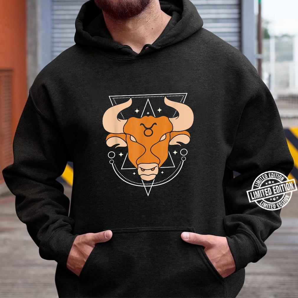 Zodiac Sign Taurus Constellation Shirt hoodie