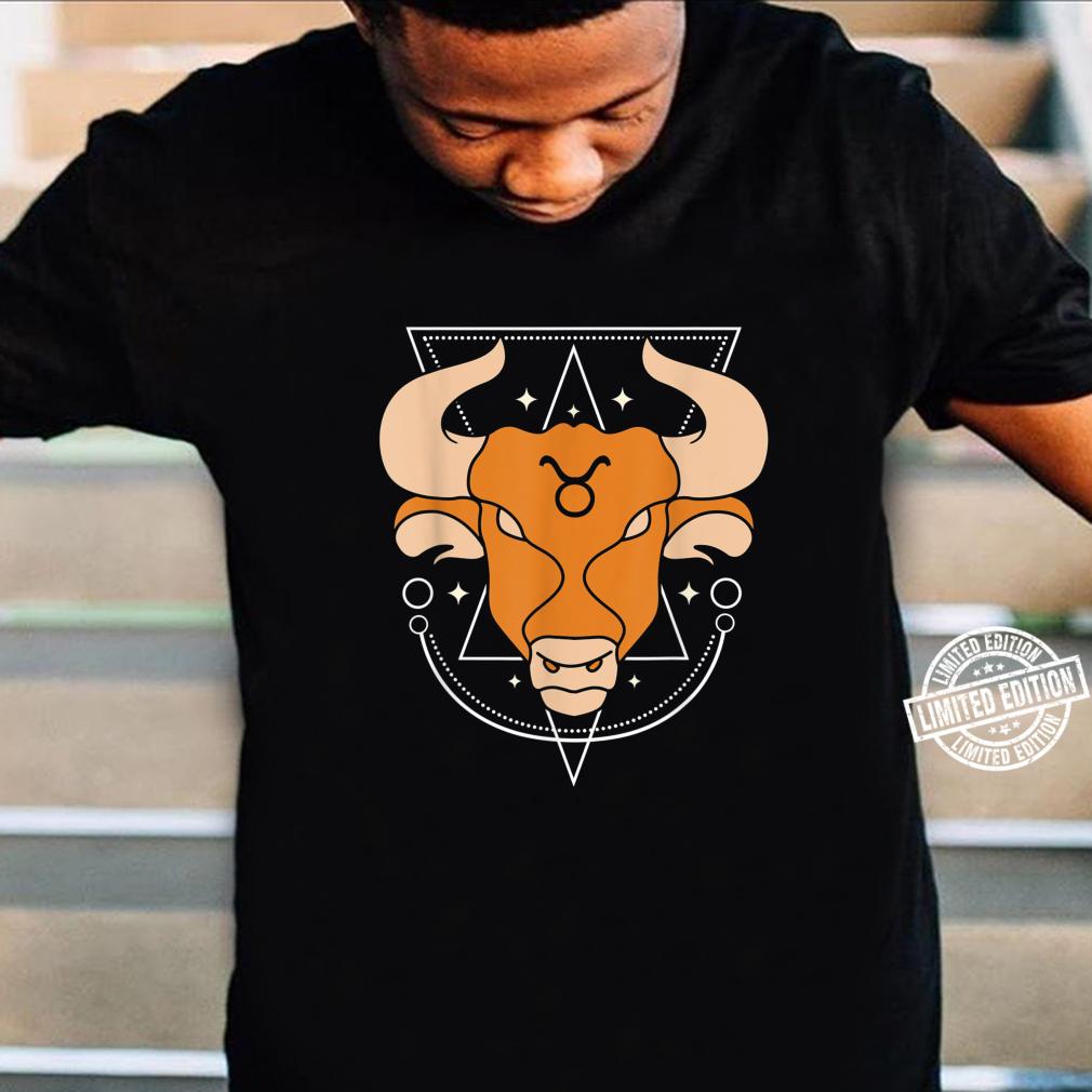Zodiac Sign Taurus Constellation Shirt